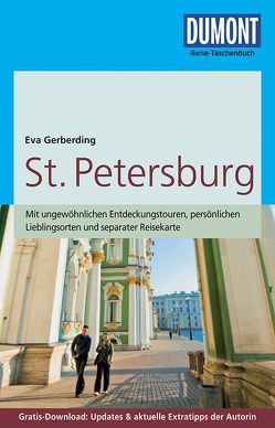 DuMont Reise-Taschenbuch Reiseführer St.Petersburg von Gerberding,  Eva