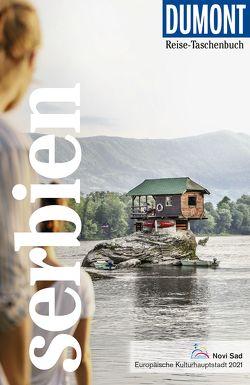 DuMont Reise-Taschenbuch Serbien von Pasler,  Matthias