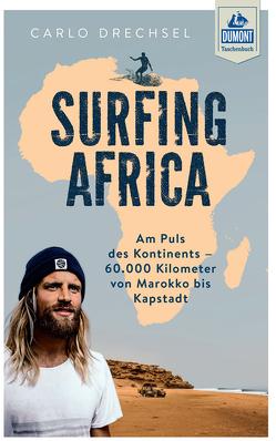 DuMont Taschenbuch Surfing Africa von Drechsel,  Carlo