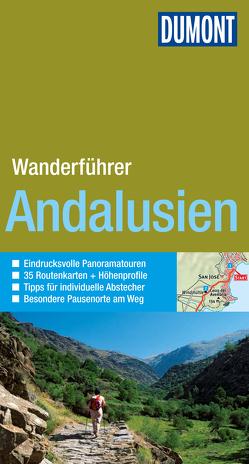 DuMont Wanderführer Andalusien von Paeger,  Jürgen