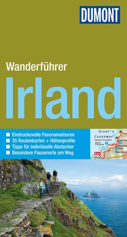 DuMont Wanderführer Irland von Stieglitz,  Andreas