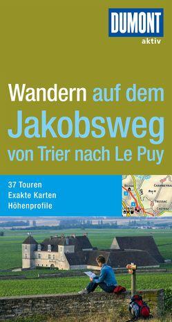 DuMont Wanderführer Jakobsweg von Wipper,  Heinrich