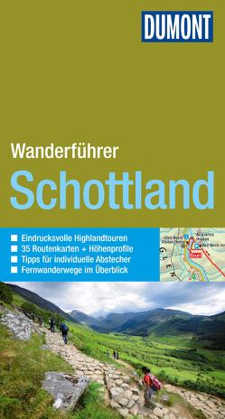DuMont Wanderführer Schottland von Eickhoff,  Matthias