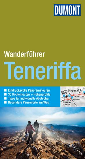 DuMont Wanderführer Teneriffa von Lipps-Breda,  Susanne, Scheck,  Frank Rainer