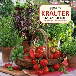 DuMonts Kräuter-Kalender 2022 ‒ Broschürenkalender ‒ mit Texten und Rezepten ‒ Format 30 x 30 cm