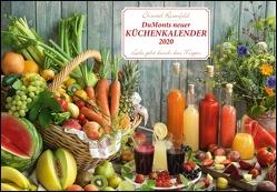 DuMonts neuer Küchenkalender 2020 – Broschürenkalender – mit Rezepten und Gedichten – Format 42 x 29 cm von DUMONT Kalenderverlag, Rosenfeld,  Christel