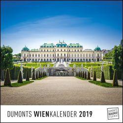 DUMONTS Wienkalender Vienna 2019 – Wandkalender – Quadratformat 24 x 24 cm von DUMONT Kalenderverlag, Fotografen,  verschiedenen