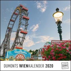 DUMONTS Wienkalender Vienna 2020 – Wandkalender – Quadratformat 24 x 24 cm von DUMONT Kalenderverlag, Fotografen,  verschiedenen