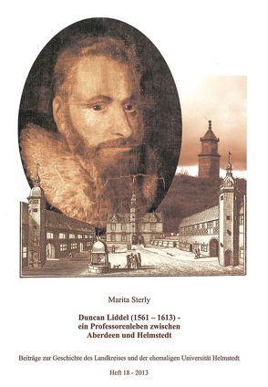 Duncan Liddel (1561-1613) von Sterly,  Marita, Wunderling-Weilbier,  Matthias