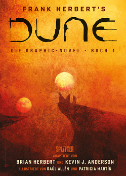 Dune (Graphic Novel). Band 1 von Allen,  Raul, Anderson,  Kevin J., Herbert,  Brian, Herbert,  Frank, Martin,  Patricia, Sienkiewicz,  Bill