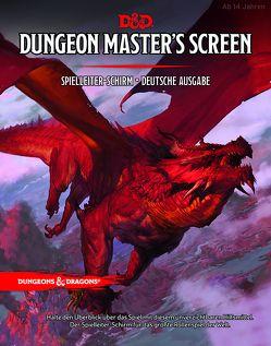 Dungeon Master's Screen – Deutsche Ausgabe von Mearls,  Mike