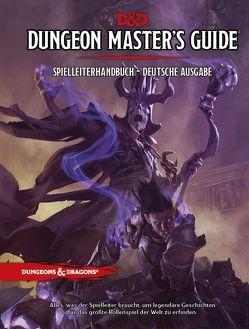 Dungeons & Dragons Game Master's Guide – Spielleitererhandbuch von Peter,  Lee, Robert J.,  Schwalb, Rodney,  Thompson