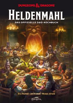 Dungeons & Dragons: Heldenbankett von Newman,  Kyle, Peterson,  Jon, Witwer,  Michael