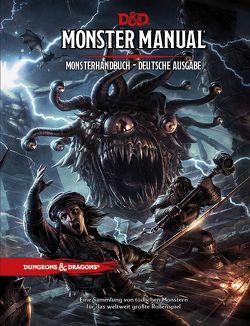 Dungeons & Dragons Monster Manual – Monsterhandbuch von Peter,  Lee, Schwalb,  Robert J, Sernett,  Matt, Sims,  Chris, Thompson,  Rodney, Townshend,  Steve, Wyatt,  James