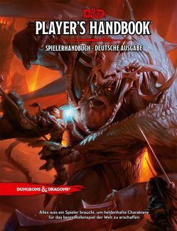 Dungeons & Dragons Player's Handbook – Spielerhandbuch von Bruce R.,  Cordell, Robert J.,  Schwalb, Wyatt,  James
