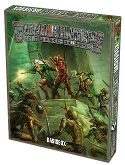 Dungeonslayers Basisbox von Götz,  Patric, Kennig,  Christian