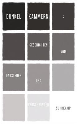 Dunkelkammern von Mettler,  Michel, Sorg,  Reto
