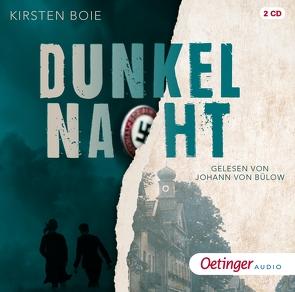 Dunkelnacht von Boie,  Kirsten, Krewer,  Harald, Speak low, von Bülow,  Johann Albrecht