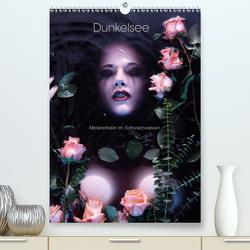 Dunkelsee – Melancholie im Schwarzwasser (Premium, hochwertiger DIN A2 Wandkalender 2020, Kunstdruck in Hochglanz) von Weis,  Stefan