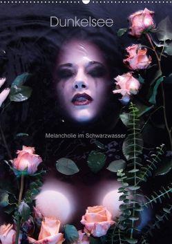 Dunkelsee – Melancholie im Schwarzwasser (Wandkalender 2018 DIN A2 hoch) von Weis,  Stefan