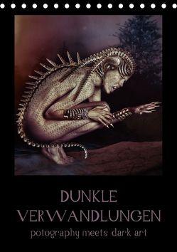 Dunkle Verwandlungen – photography meets dark art (Tischkalender 2018 DIN A5 hoch) von Art,  Ravienne