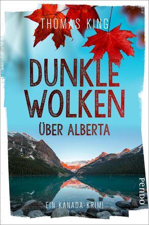 Dunkle Wolken über Alberta von Flegler,  Leena, King,  Thomas