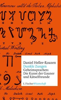Dunkle Zungen von Brühmann,  Horst, Heller-Roazen,  Daniel