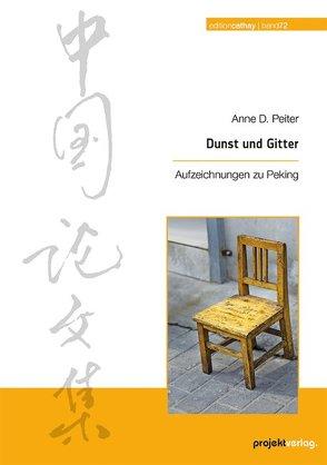 Dunst und Gitter von Peiter,  Anne D.