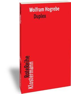Duplex von Hogrebe,  Wolfram