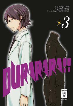 Durarara!! 03 von Caspary,  Constantin, Narita,  Ryohgo, Satorigi,  Akiyo