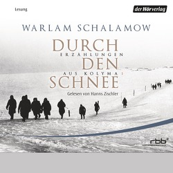 Durch den Schnee von Leupold,  Gabriele, Schalamow,  Warlam, Zischler,  Hanns