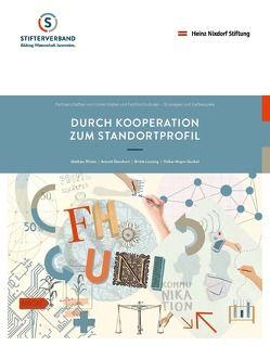 Durch Kooperation zum Standortprofil von Dauchert,  Annett, Leusing,  Britta, Meyer-Guckel,  Volker, Winde,  Mathias