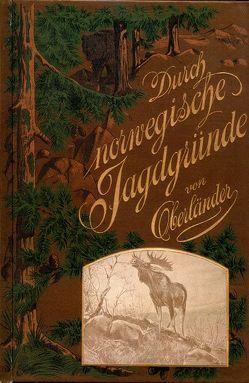 Durch norwegische Jagdgründe von Rehfuss,  Carl, Schulz,  C.
