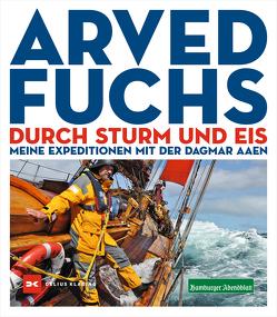 Durch Sturm und Eis von Fuchs,  Arved