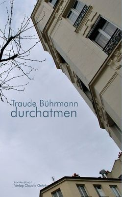 durchatmen von Buehrmann,  Traude