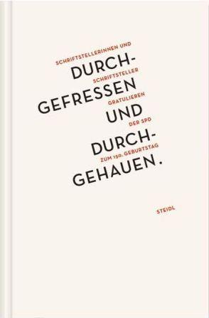 Durchgefressen und durchgehauen von Helfer,  Joachim, Wettig,  Klaus
