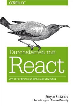 Durchstarten mit React von Demmig,  Thomas, Stefanov,  Stoyan