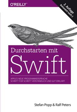 Durchstarten mit Swift von Peters,  Ralf, Popp,  Stefan