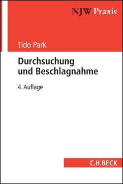 Durchsuchung und Beschlagnahme von Park,  Tido