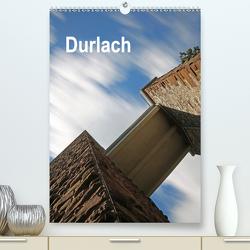 Durlach (Premium, hochwertiger DIN A2 Wandkalender 2021, Kunstdruck in Hochglanz) von Eppele,  Klaus