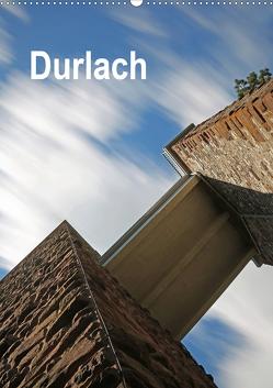 Durlach (Wandkalender 2021 DIN A2 hoch) von Eppele,  Klaus