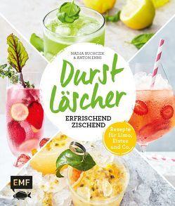 Durstlöscher – erfrischend zischend von Buchczik,  Nadja, Enns,  Anton