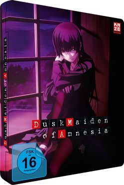 Dusk Maiden of Amnesia – Gesamtausgabe – Episode 01-13 (2 Blu-rays) – Steelcase Edition von Oonuma,  Shin, Sakamoto,  Takashi