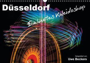 Düsseldorf – Ein buntes Kaleidoskop (Wandkalender 2016 DIN A3 quer) von Beckers,  Uwe