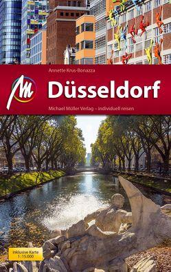 Düsseldorf MM-City von Krus-Bonazza,  Annette