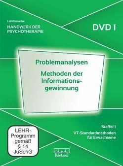 DVD 1: Problemanalysen · Methoden der Informationsgewinnung von Fliegel,  Steffen, Schild,  Judith