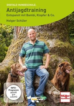 DVD Antijagdtraining von Schüler,  Holger