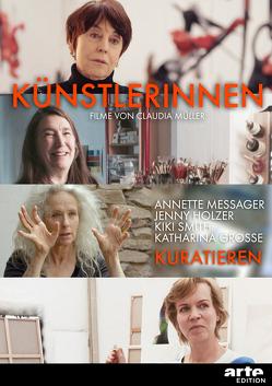 DVD Künstlerinnen. Annette Messager, Jenny Holzer, Kiki Smith, Katharina Grosse