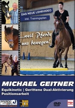 DVD – Michael Geitner von Geitner,  Michael