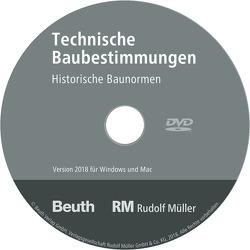 DVD Technische Baubestimmungen